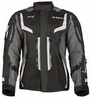 Klim Mens Grey/Black Badlands Pro Adventure Touring Motorcycle Jacket