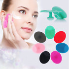 Silicone Facial Cleaning Brush Baby Bath Face Blackhead Exfoliator Cleaner X1