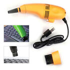 Mini Computer Vacuum USB Keyboard Cleaner PC Laptop Brush Dust Cleaning Kit