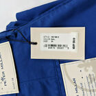 $98 Peter Millar Soft Touch Twill Men's Shorts Size 34 35 Blue Pima Cotton