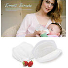 PACK OF 42/108PCS Disposable Breathable Breast Pads Leakproof Nursing Pad