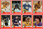 LOS ANGELES KINGS 1974-75 High Grade Custom Made NHL Hockey Cards U-Pick THICK $2.4 CAD on eBay