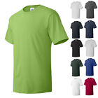 Hanes Mens Short Sleeve Tees Tops ComfortSoft Heavyweight T-Shirt 5280