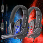 Kyпить Over-ear Gaming Headset Stereo Headphone For PS4/Nintendo Switch/Xbox One/Laptop на еВаy.соm