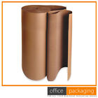 Corrugated Cardboard Paper Roll Postal Packaging Parcels 450mm x 75m