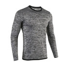 Men's Outdoor Long Sleeve Moisture Wicking T-Shirt Quick dry UV Sun Protection