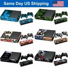 New Vinyl Skin Decal Stickers Covers Set for Xbox One Console & 2 Controllers $19.85 USD on eBay