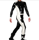Latex-Rubber-Gummi-Catsuit-Ganzanzug-Uniform-Zentai Kostüm-customize-Cosplay