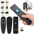 TV PC Remote Controller BT Receiver With Microphone Mouse Voice Control USB