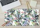 3d Peacock Feather Flower Jungle 245 Non-slip Office Desk Mouse  Keyboard Game