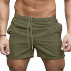 Men Summer Pant Shorts Running Jogging Sports Gym Loungewear Casual Trousers