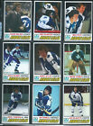 TORONTO MAPLE LEAFS Retro 1977-78 Style Custom Made Hockey Cards U-Pick THICK $1.84 USD on eBay