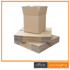 Cardboard Small Single Wall Boxes For Mailing Shipping Size 3