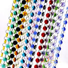 1m/3.3ft Colorful Crystal 14mm Octagonal Bead Garland Strands Garland Chandelier