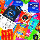 Ultra condoms MIX  Bulk Variety  Pasante Crown EXS ON  Choose 24 50 100 PCS