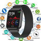 Smart Watch IP67 Bracelet Heart Rate Sleep Monitoring Smartwatch Fitness Tracker