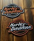 Patch Iron-On Harley-Davidson Logo Embroidered Applique Jacket $6.0 USD on eBay