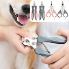 Professional Dog Cat Nail Clippers Scissors Pet Claw Paw Trimmers Grooming Care