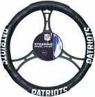 Official National Football League, Steering Wheel Cover NFL Teams New $27.99 USD on eBay
