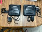 Sega Genesis Lot - Several Consoles, 50+ Games, Controllers, TESTED AND WORKING