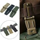 Portable Backpack Strap Webbing Buckle Outdoor Climbing Clip Hiking Buckle V5s7
