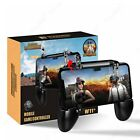 PUBG Mobile Trigger Wireless W11+Gamepad Remote Control Joystick for IOS Android