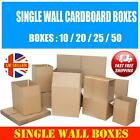Postal Packing Cardboard Corrugated Wall Boxes Shipping Parcel Packaging Cartons