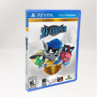 Sly Cooper Collection Sony PS Vita Custom Replacement CASE ONLY