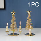Living Room Candlestick Candle Stand Festival Wedding Pine Tree Christmas Decor