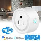 mini wifi smart plug outlet switch work with echo alexa google home remote lot