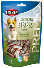 Trixie Premio Dog Treats - Fish Chicken Stripes - 75g Bags - BULK BUY AVAILABLE