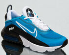 Nike Air Max 2090 GS Older Kids' Blue Casual Athletic Lifestyle Sneakers Shoes