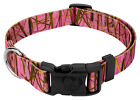 Country Brook Design® Deluxe Pink Waterfowl Camo Dog Collar - Made in The U.S.A.