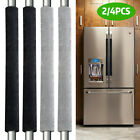 2 4pcs kitchen refrigerator oven door handle cover home decor protector smudges