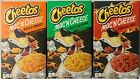 NEW CHEETOS MAC'N CHEESE 3 FLAVORS PICK N CHOOSE BOLD CHEESY JALAPE O FLAMIN HOT