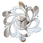 special offer 3d diy stickers wall clock clocks home decoration mirror acrylic