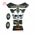 Fit For Ninja 250 300 400 650 Z900 Fuel Tank Decal Pad Gas Cap Sticker Protector