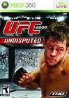 UFC 2009: Undisputed (XBOX 360, 2009) ShipsFREE!  Complete! w/Manual