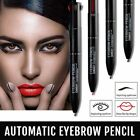 4 In 1 Brow Pencil Eyebrow Pen Makeup Lips Liner Pencil Sweat-proof Cosmetic
