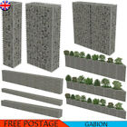 Gabion Wall Covers Galvanised Steel Stone Basket Fence Planter Vegetable Cage