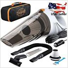 Portable Car Vacuum Cleaner High Power Corded Handheld Vacuum w/ 16 Foot Cable
