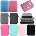 """For Apple iPad 8th Gen 10.2 Air 4th Gen 10.9"""" 2020 Sleeve Case Cover Pouch Bag"""