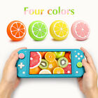Thumb Grip Joystick Cap Cover Analog Silicone For Nintendo Switch NS Lite