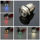 Brand New Fashion Hot Symbol Push Button Switch Led On/of Car Aluminum