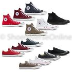 Unisex Converse Chuck Taylor All Star Classic High Top Low Top Canvas...