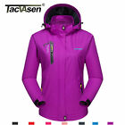 Womens Windproof Softshell Jackets Outdoor Hooded Coats Autumn Fall Thin Outwear