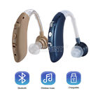 Hearing Aid Rechargeable Mini Digital Hearing Aid Hearing Aid with Bluetooth NEW