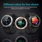 GPS Sports Smart Watch Heart Rate Blood Pressure Monitor for iOS iPhone Android