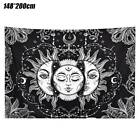 Hippie Trippy Psychedelic Tapestry Wall Hanging Blanket Living Room Art Decor