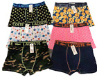 3Pack la coste Men's Cotton Comfort Trunk Boxer Underwear  Boxer Shorts Pants